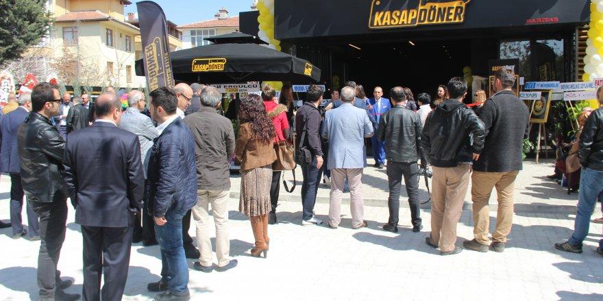 KasapDöner Konya Şubesi açıldı