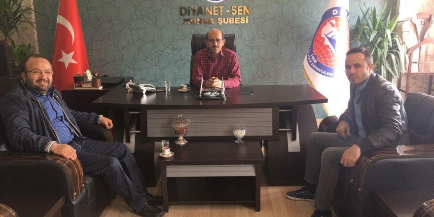 Anadolu Hemofoli ve Talasemi Derneği'nden Ali Koç'a ziyaret