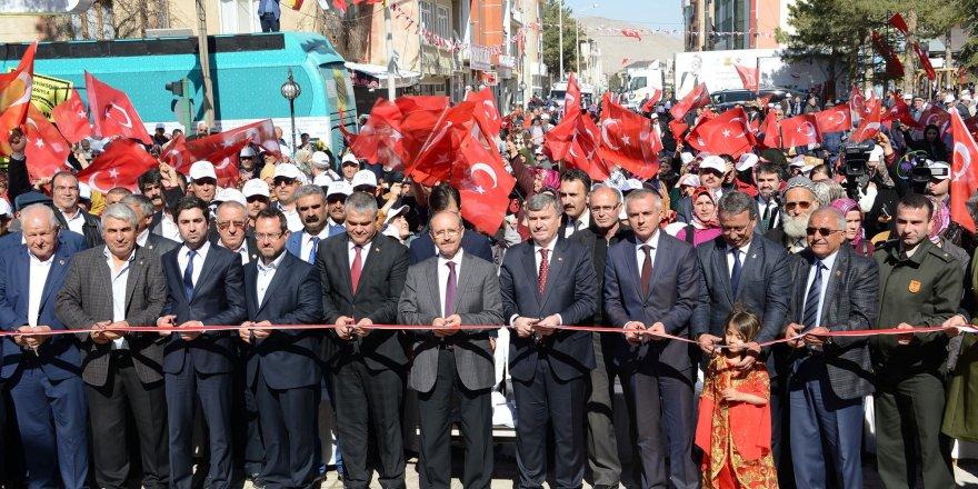 """""""Türkiye gönül coğrafyasını kapatsın istiyorlar"""""""