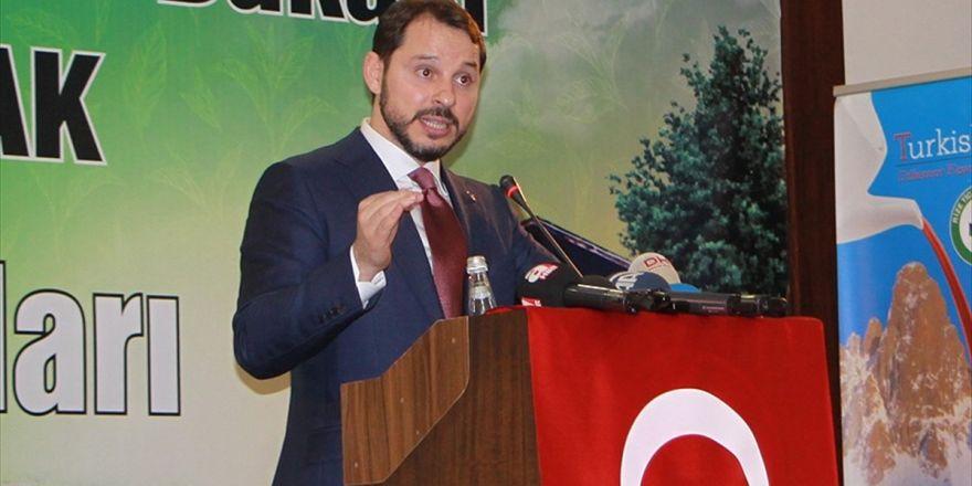 Enerji Ve Tabii Kaynaklar Bakanı Albayrak: Doğalgaz Seferberliği Adımını Atacağız
