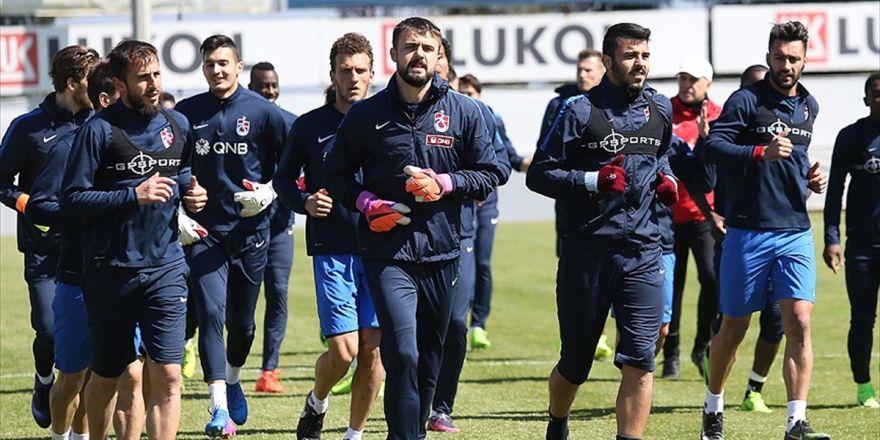 Trabzonspor'a Çaykur Rizespor Maçı Öncesi İyi Haber