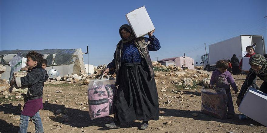 Türkiye'deki Suriyelilere 25 Milyar Dolarlık Yardım