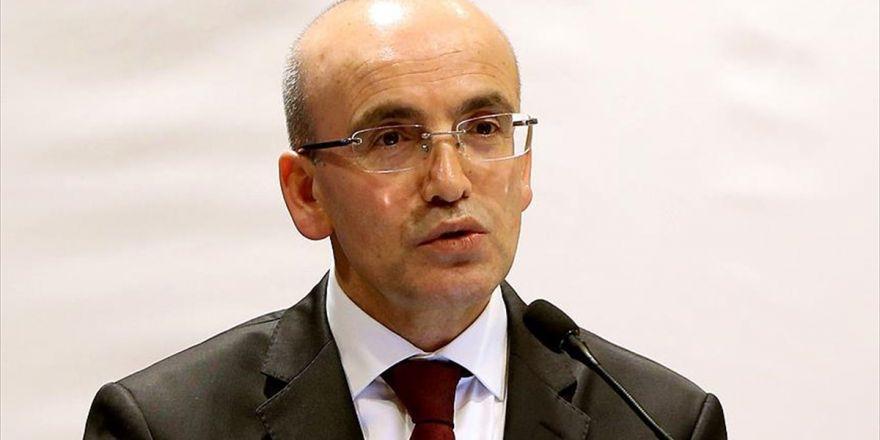 Başbakan Yardımcısı Şimşek'ten Halkbank Açıklaması