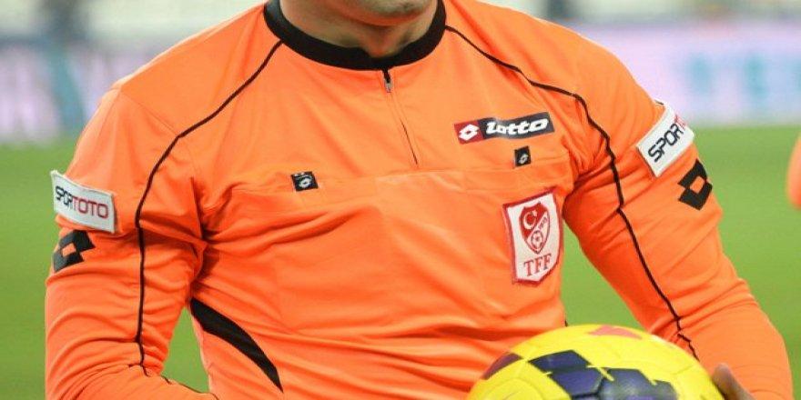 İşte Konyaspor-Bursaspor maçının hakemi!
