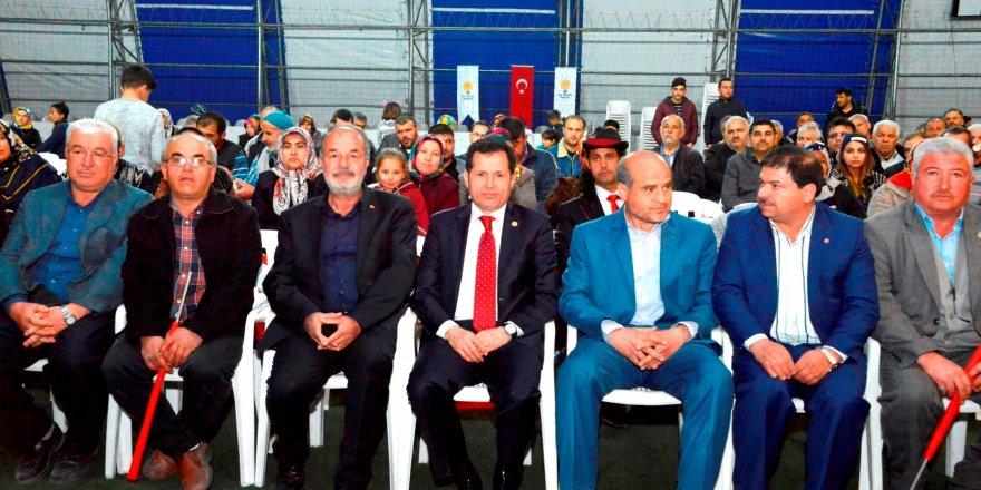 """""""Yeni Türkiye'nin hikayesi sizinle yazılacak"""""""