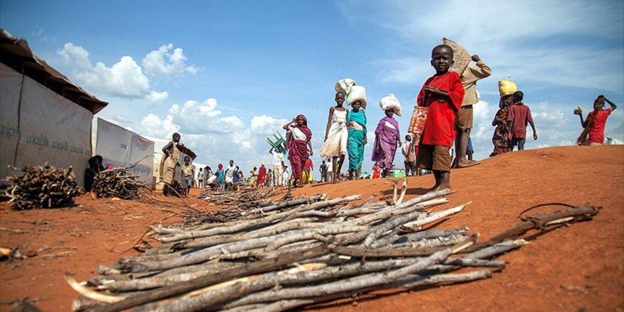 Wfp'den Güney Sudan'a Gıda Yardımı
