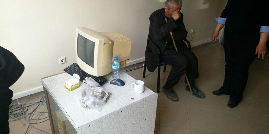 Beyşehir'de Dilenci Operasyonu