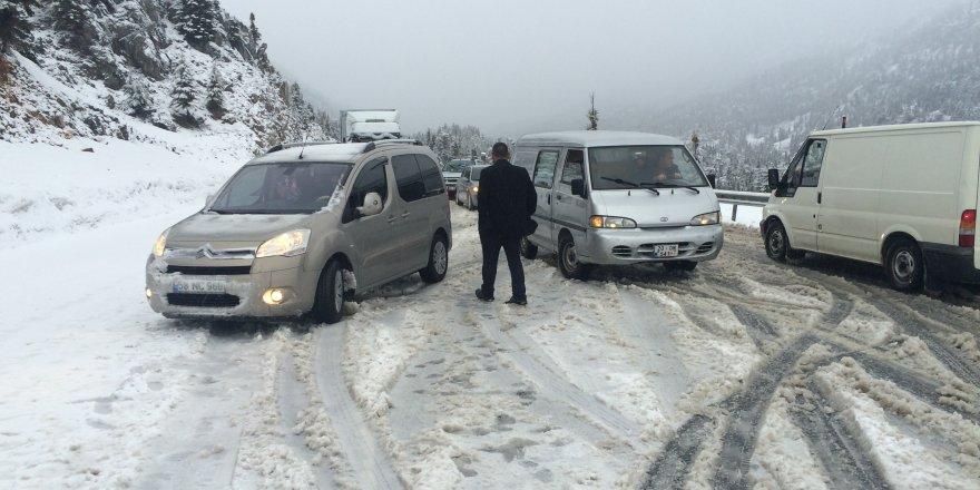 Akseki-Seydişehir Karayolu Ulaşıma Açıldı