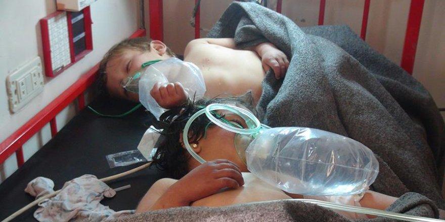 İdlib'de Sarin Gazı Kullanılmasının Kesinleşmesi