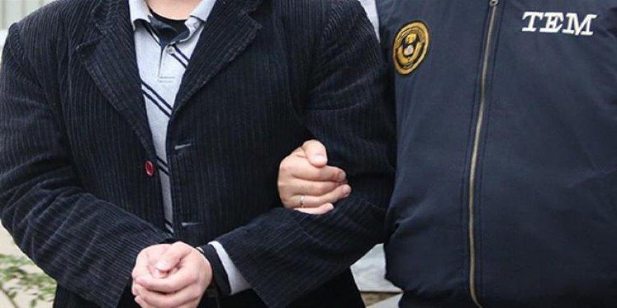 Eylem hazırlığındaki 8 kişi tutuklandı