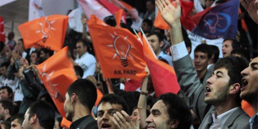 AK Parti olağan kongre sürecinde