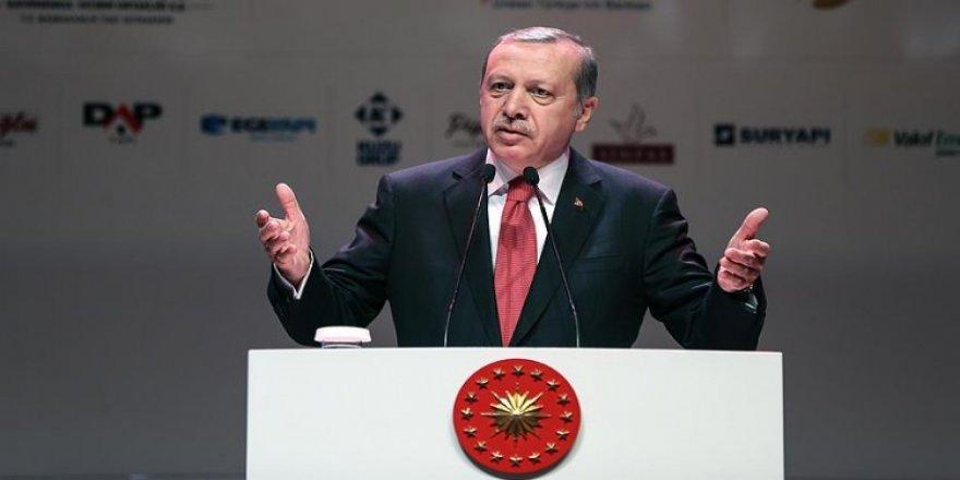 Erdoğan: Karar kesin, bu iş bitti