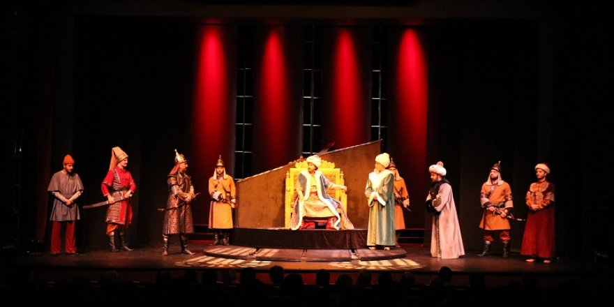 Konya Bin Nefes Bir Ses Uluslararası Tiyatro Festivali yapıldı