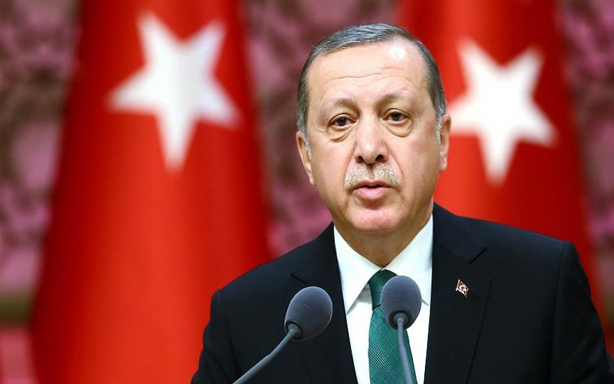 Erdoğan'dan 23 Nisan mesajı
