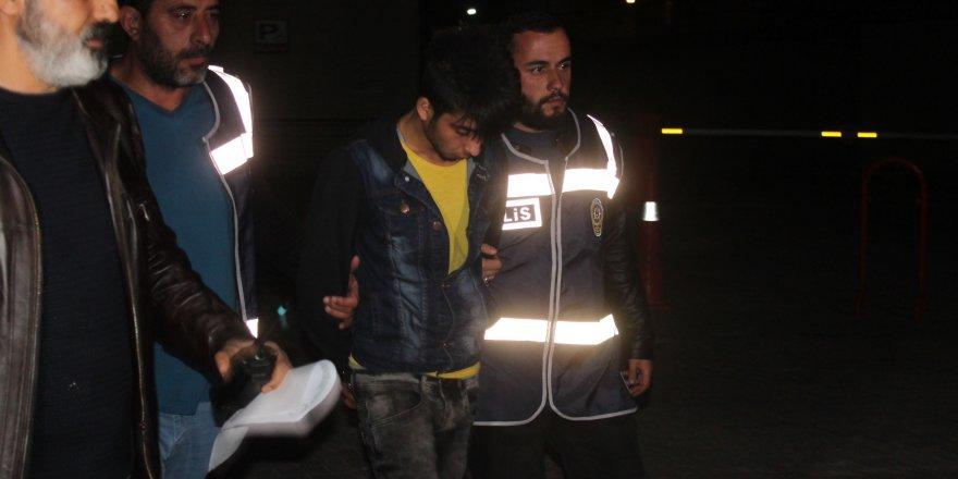 Meram'daki cinayetin zanlısı tutuklandı