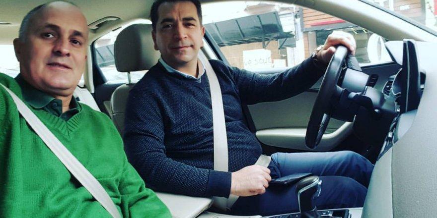 Kemal Soylu ile Ahmet Tire yollarda