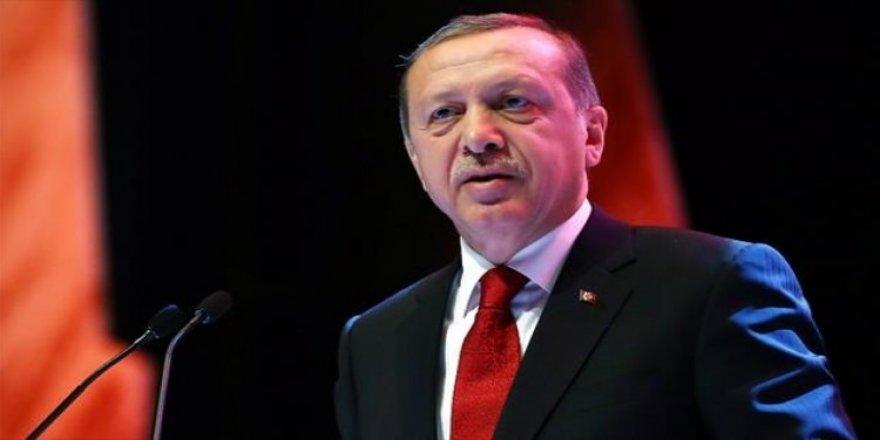Erdoğan'dan AKPM açıklaması