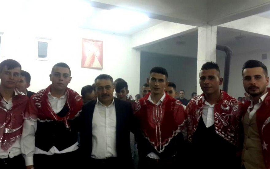 Seydişehir'de asker uğurlama töreni