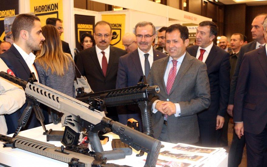 Savunma sanayinin kalbi Konya'da atıyor