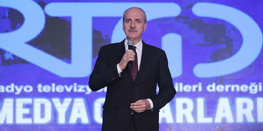 Başbakan Yardımcısı Kurtulmuş: Türkiye Karşıtı Odaklara Karşı Milli Duruşumuzu Sergilemeliyiz