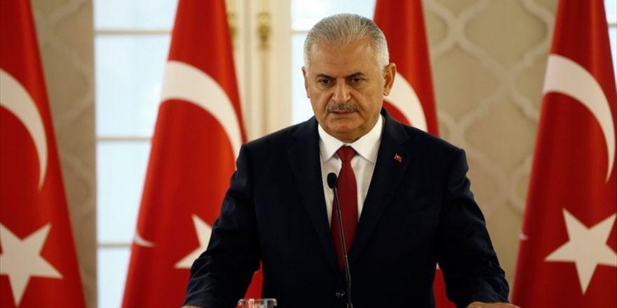 """Başbakan resmen açıkladı! """"Adayımız Erdoğan"""""""
