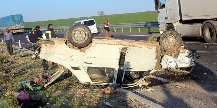 Konya'da Trafik Kazaları 333 Cana Mal Oldu