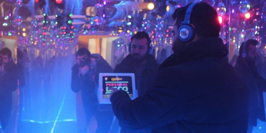 Allianz Motto Müzik,  Konya'da üniversiteli gençlerle buluştu