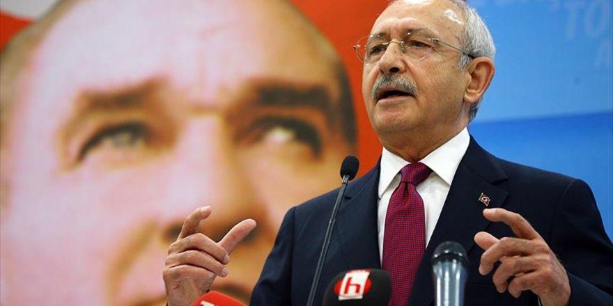 Chp Genel Başkanı Kılıçdaroğlu: Çalışırsak Kesinlikle Kazanırız