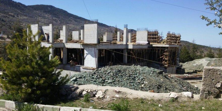Beyşehir'de eğitim yatırımları devam ediyor