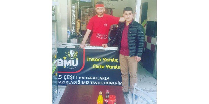 Muhammed Yavuz Bolulu Mehmet Usta'da
