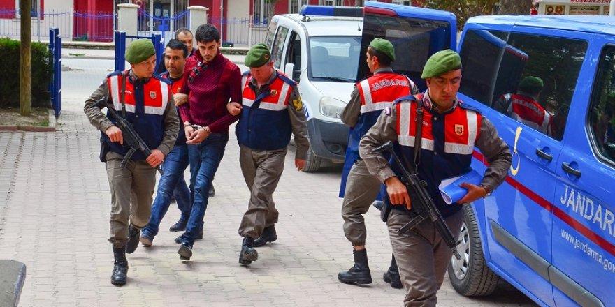 Konya'daki cinayet zanlısı tutuklandı