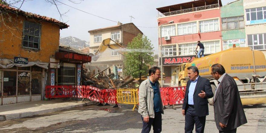 Seydişehir'de Seyyit Harun Veli ve çevresi projesine start verildi