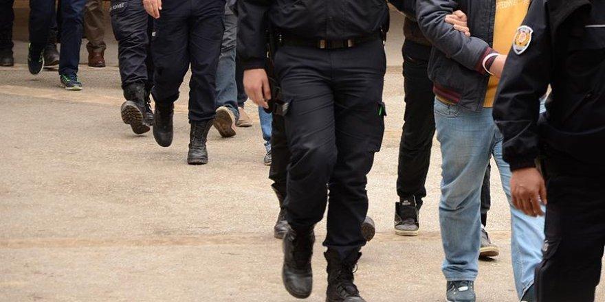 FETÖ'den  2331 kişi gözaltına alındı