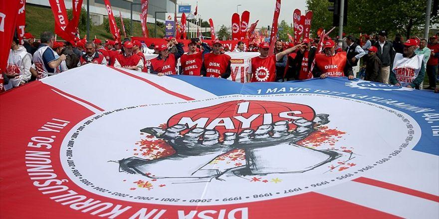 İstanbul'da 1 Mayıs Kutlamalarının Adresi Bakırköy