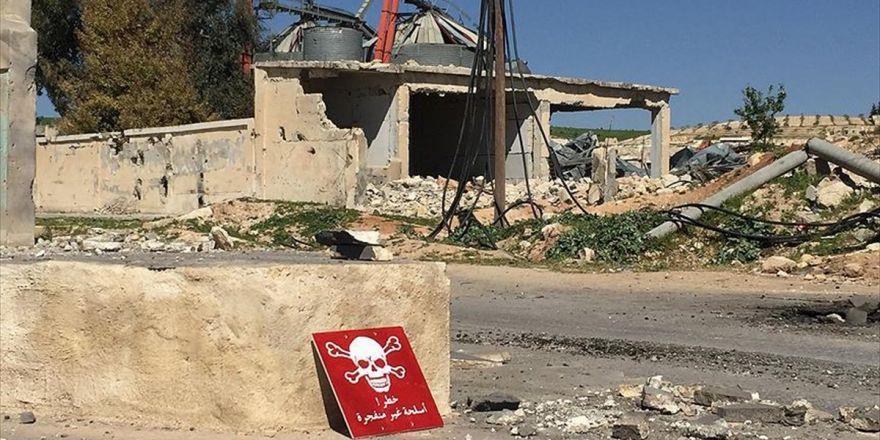 Hrw Suriye'de Kimyasal Silah Saldırılarını Belgeledi
