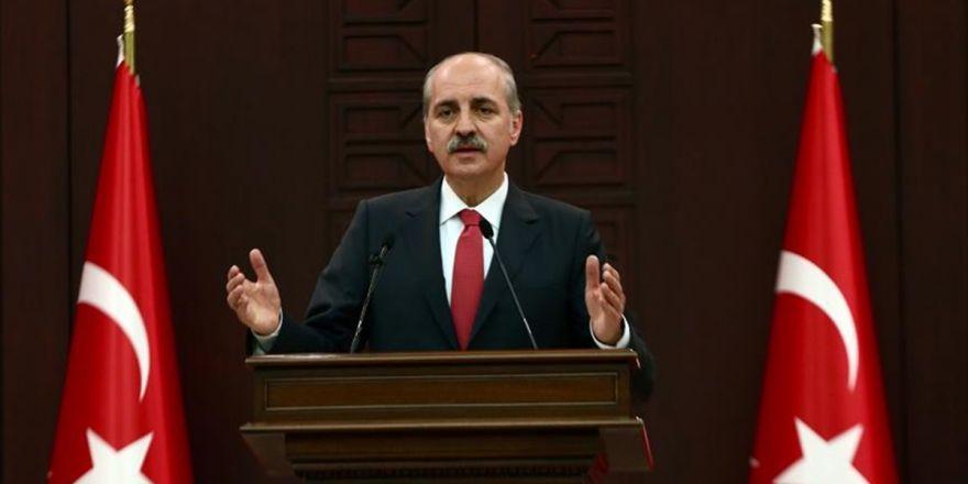 Başbakan Yardımcısı Kurtulmuş: Erdoğan, 21 Mayıs'ta Ak Parti'nin Genel Başkanı Olacak