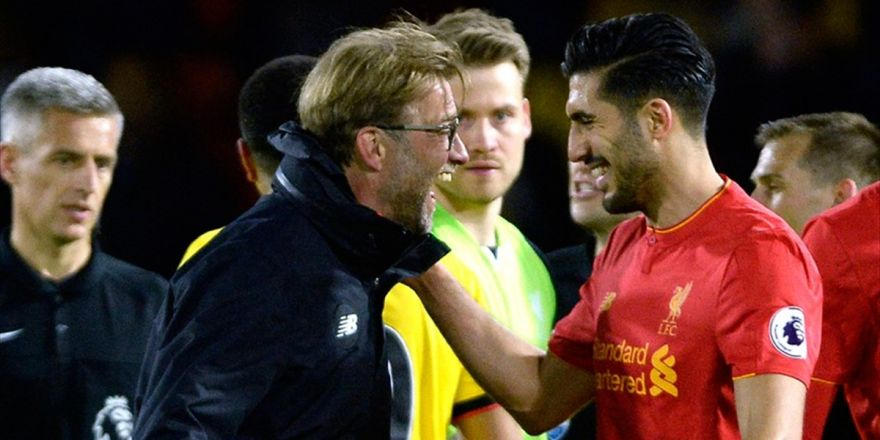 Liverpool Emre Can'ın Golüyle Kazandı