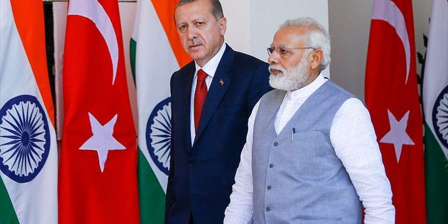 Erdoğan'ın Delhi Ziyareti Hindistan Basınında