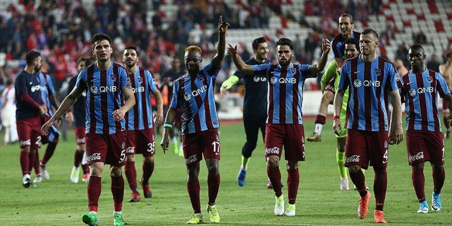 Trabzonspor, Deplasmanda Daha Fazla Puan Topladı