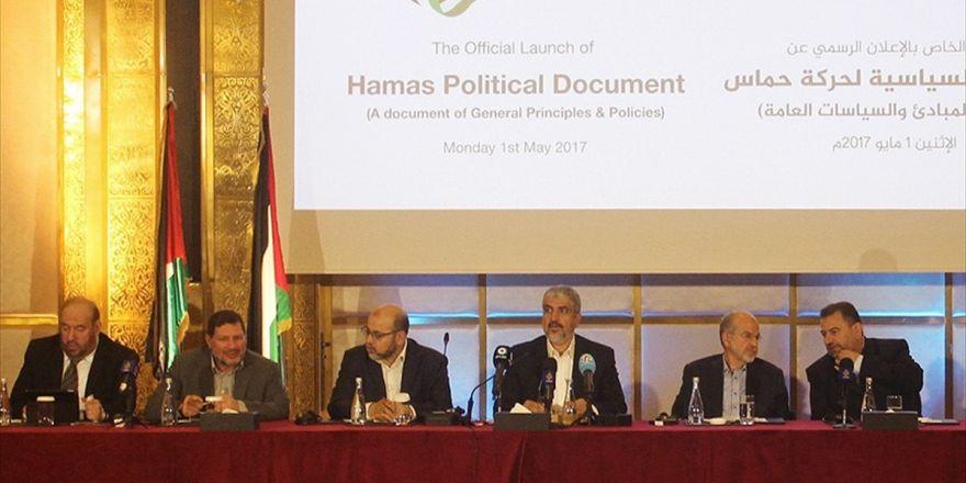 'İsrail Hamas'ın Meşruiyet Kazanmasını Engellemek İster'
