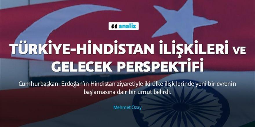 Türkiye-hindistan İlişkileri Ve Gelecek Perspektifi