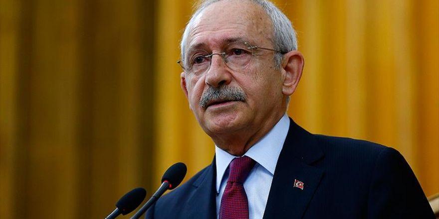 Chp Genel Başkanı Kılıçdaroğlu: Ohal Uygulamasıyla Anayasa Fiilen Askıya Alındı