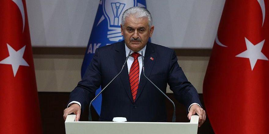 Başbakan Yıldırım: Cumhurbaşkanımızı Genel Başkan Adayı Olarak Teklif Edeceğiz