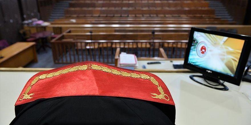 22 Hakim Ve Savcı Hakkında İddianame Düzenlendi
