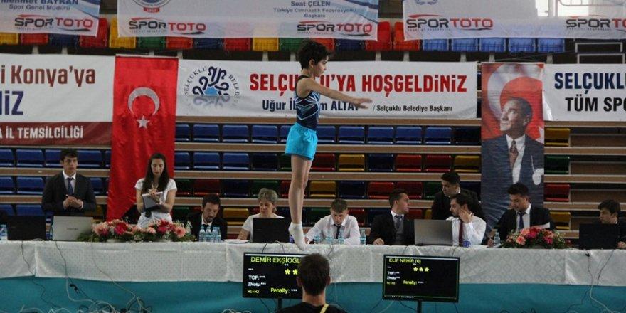Şampiyonlar Konya'da belli oldu