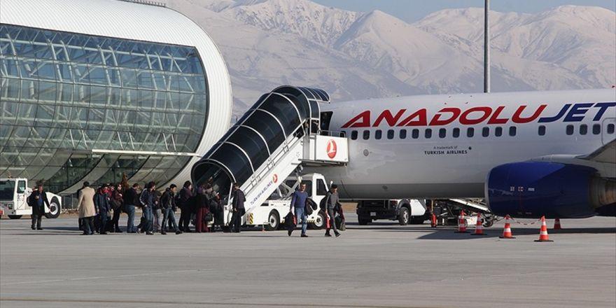 Anadolujet'in Sabiha Gökçen-erzincan Hattında Kampanya