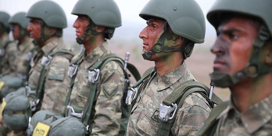Komandolar Tatbikatta Hünerlerini Sergiledi
