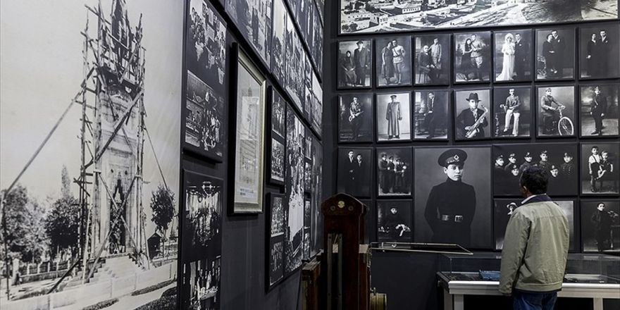 Fotoğrafın Tarihine 'Siyah Beyaz' Yolculuk