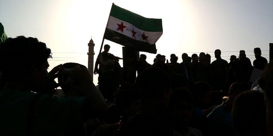 Suriye Muhalefeti Astana Görüşmelerine Katılımını Askıya Aldı