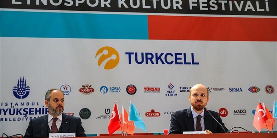 İstanbul Gençlik Ve Etnospor Kültür Festivalleri Tanıtıldı